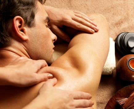 Body Massage, Deep Tissue M/S ( M/S toàn thân )